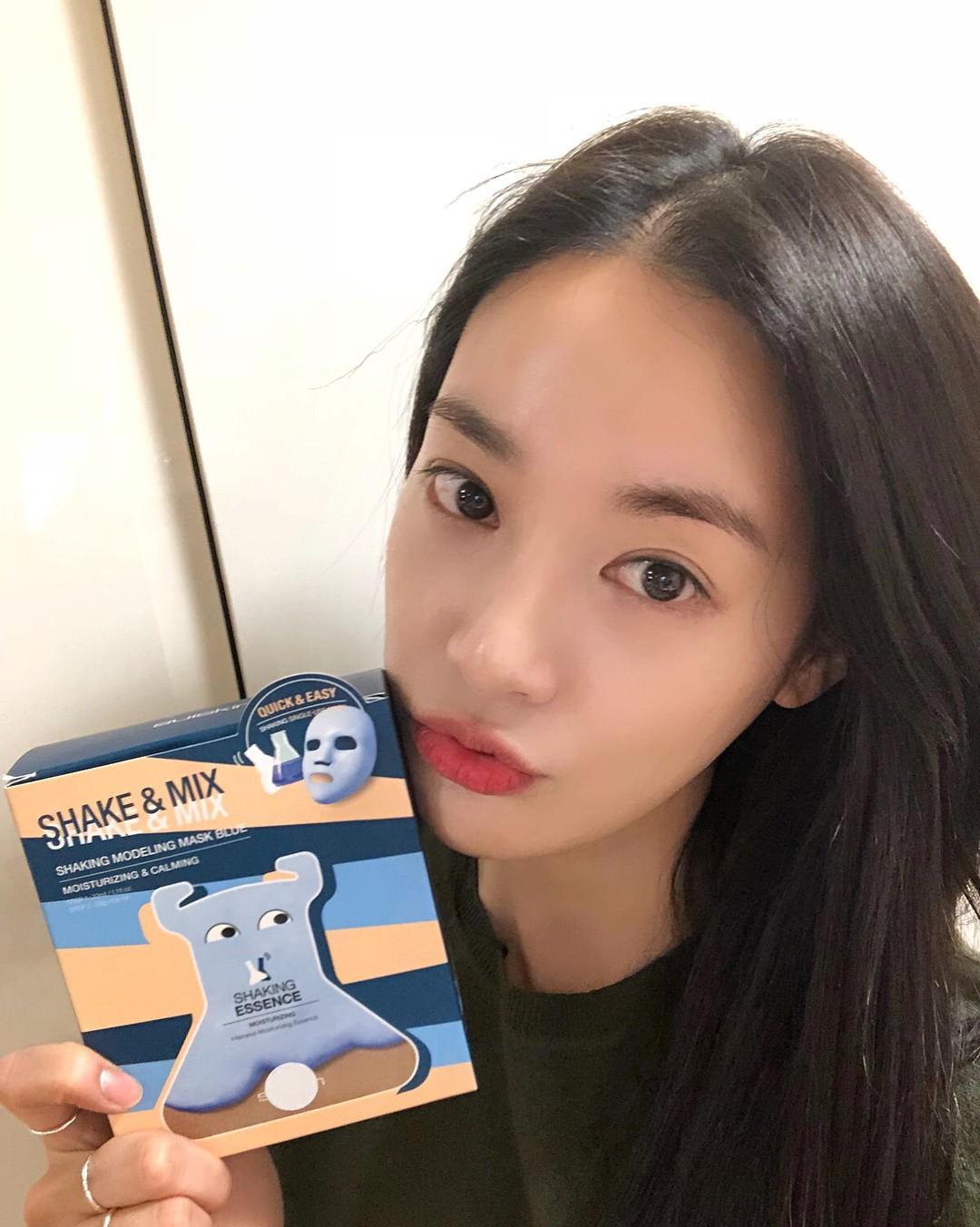 Được Hyoyeon (SNSD) và Lee Joo Yeon sử dụng, loại mặt nạ này lại tiếp tục được các tín đồ làm đẹp Hàn thi nhau tìm mua - Ảnh 1.