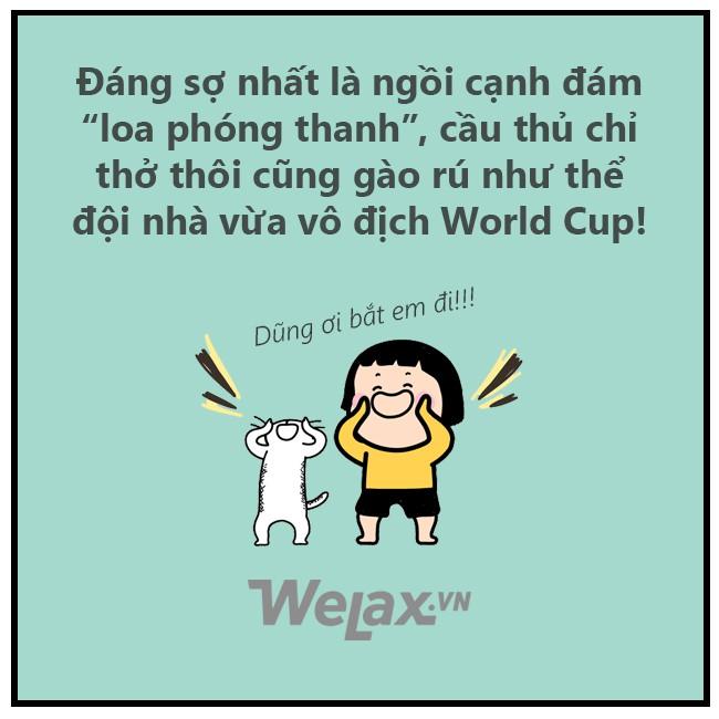 Xem U23 Việt Nam đá chung kết chỉ mong không gặp loạt tình huống éo le này - Ảnh 8.