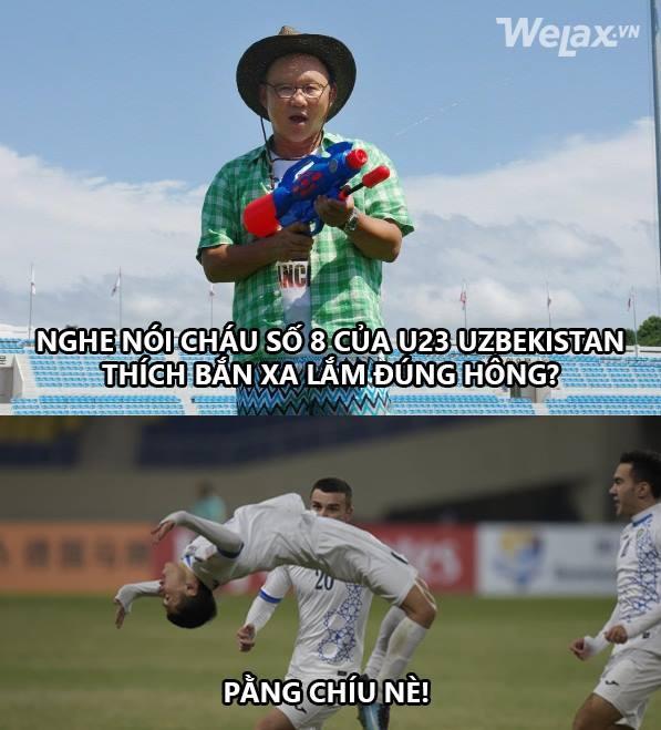 Uzbekistan hãy dè chừng Việt Nam, vì ông trùm Park Hang Seo đã sẵn sàng rồi đây! - Ảnh 7.