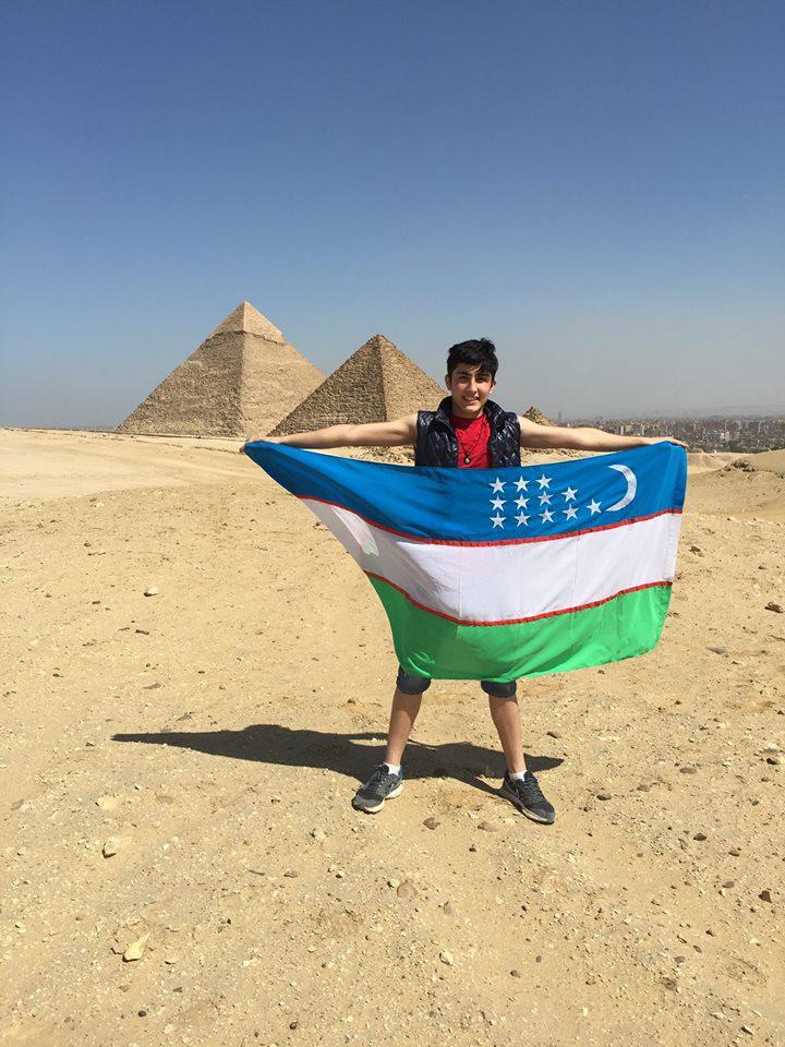 Trai đẹp Uzbekistan với bình luận dễ thương nhất MXH: Mong Việt Nam vô địch vì cả nước sẽ ăn mừng chiến thắng - Ảnh 2.