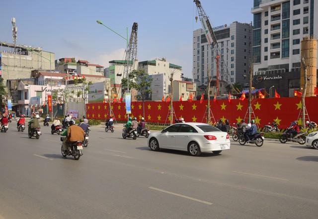 Một không khí rất khác trước ngày diễn ra trận chung kết U23 Châu Á: Màu cờ sắc áo đã tràn ngập khắp phố phường! - Ảnh 15.