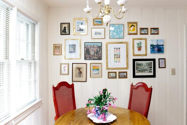 Biến không gian nhà ở sinh động bằng nhiều vật dụng mang họa tiết - Ảnh 8.