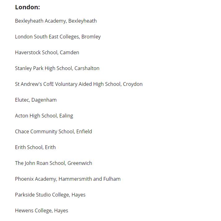 Công bố danh sách những trường học tệ nhất nước Anh! - Ảnh 2.