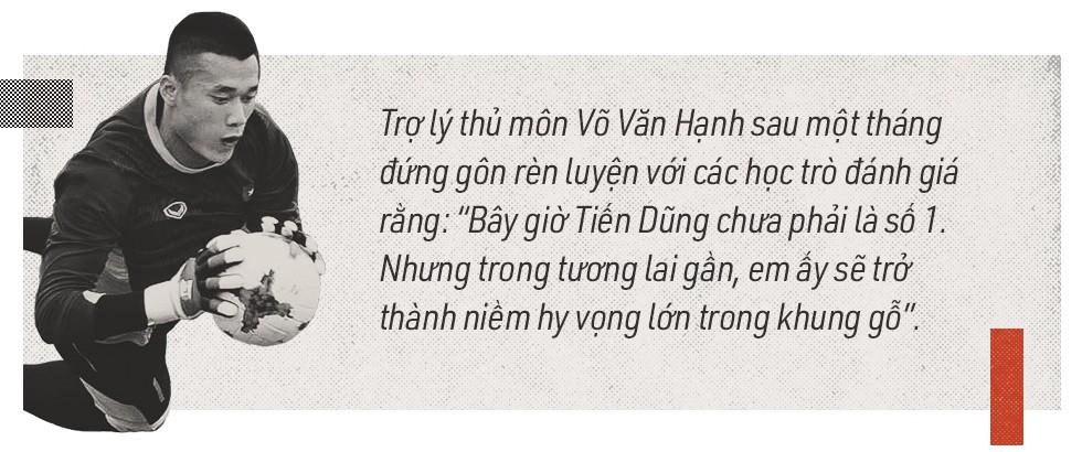 Bùi Tiến Dũng: Những ngày cơ cực từ nhịn đói, phụ hồ đến người hùng lịch sử của U23 Việt Nam - Ảnh 7.