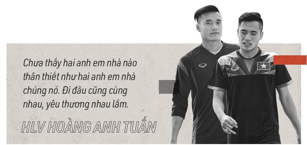 Bùi Tiến Dũng: Những ngày cơ cực từ nhịn đói, phụ hồ đến người hùng lịch sử của U23 Việt Nam - Ảnh 9.