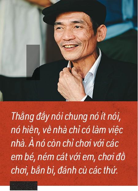 Bùi Tiến Dũng: Những ngày cơ cực từ nhịn đói, phụ hồ đến người hùng lịch sử của U23 Việt Nam - Ảnh 13.