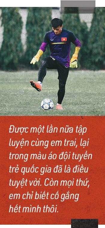 Bùi Tiến Dũng: Những ngày cơ cực từ nhịn đói, phụ hồ đến người hùng lịch sử của U23 Việt Nam - Ảnh 6.