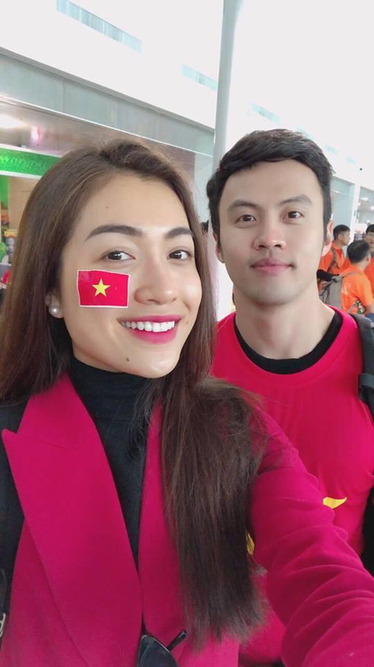 Sao Việt rộn ràng gửi lời chúc tới đội tuyển U23 Việt Nam trước trận chung kết lịch sử gặp Uzbekistan - Ảnh 5.