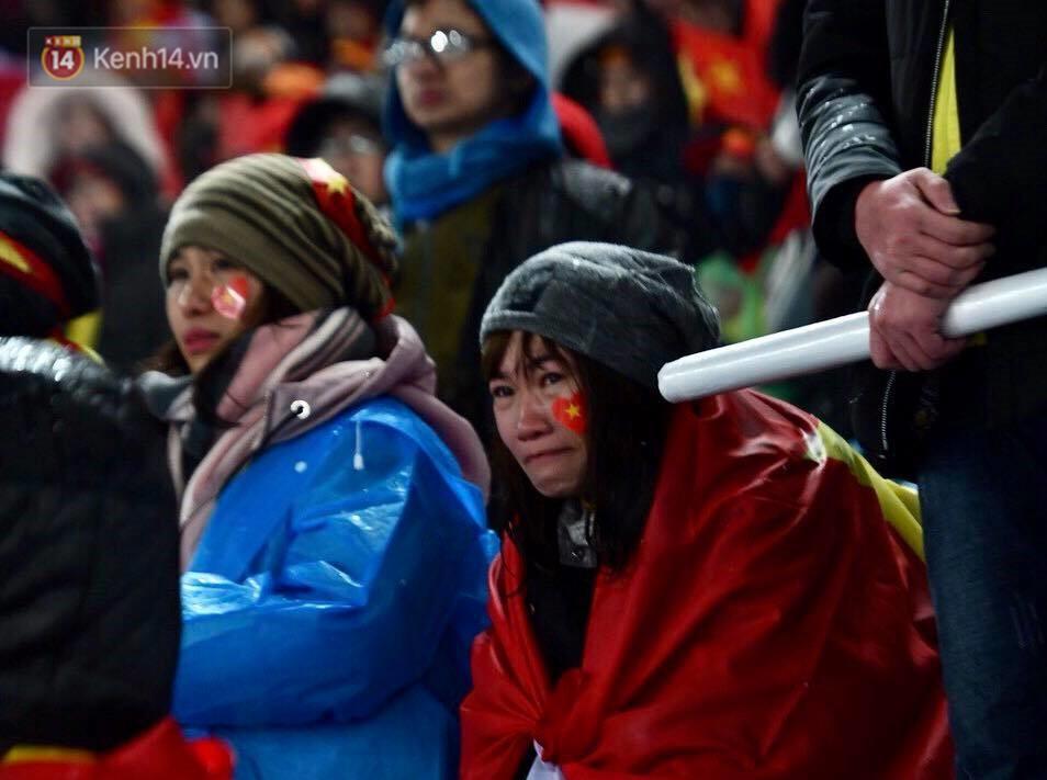 Xin cảm ơn U23 Việt Nam đã sống trong những khoảnh khắc vô vàn cảm xúc cùng chúng tôi.