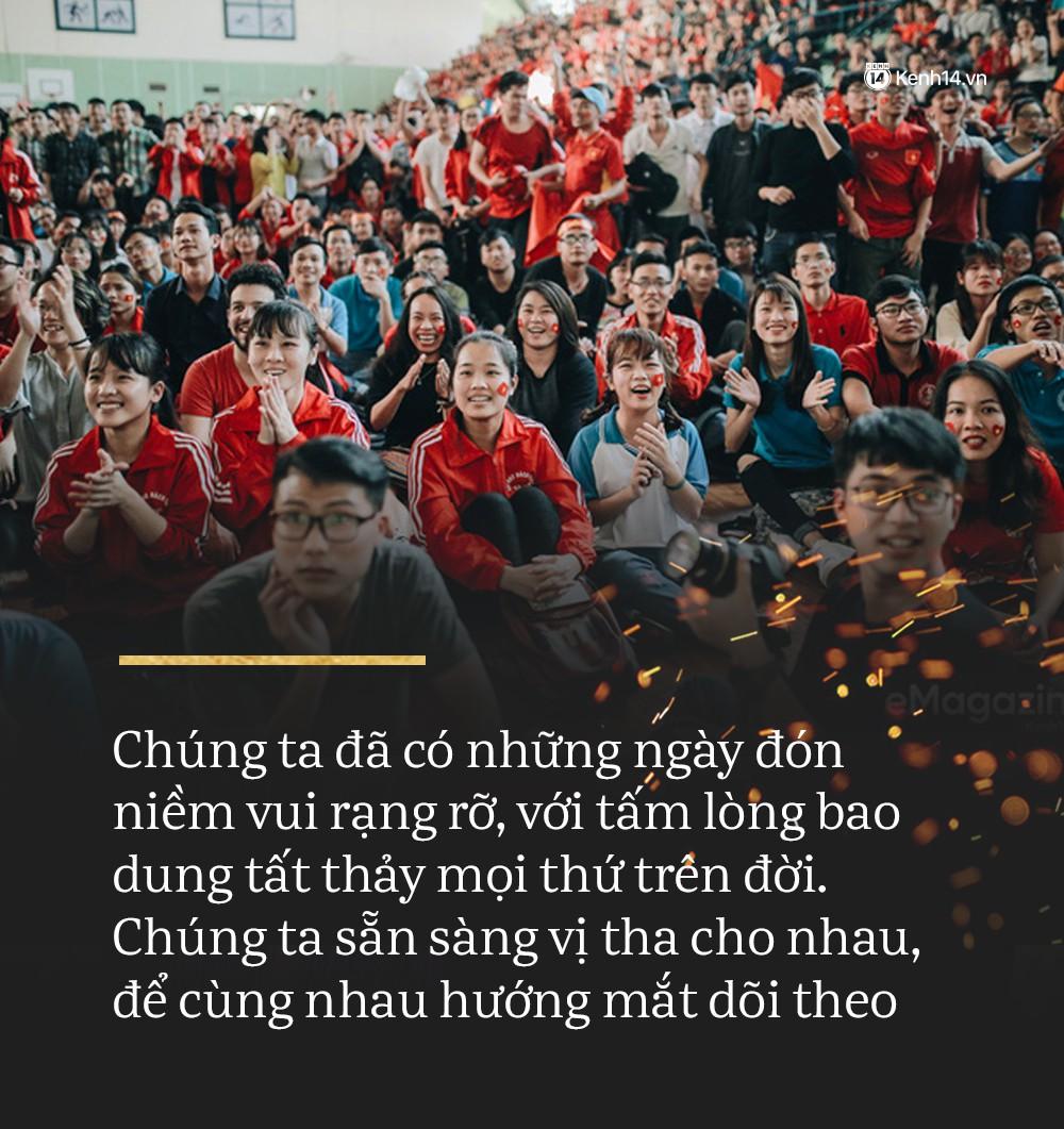 Cảm ơn U23, cảm ơn vì niềm tự hào các em đã mang đến cho bóng đá Việt! - Ảnh 3.