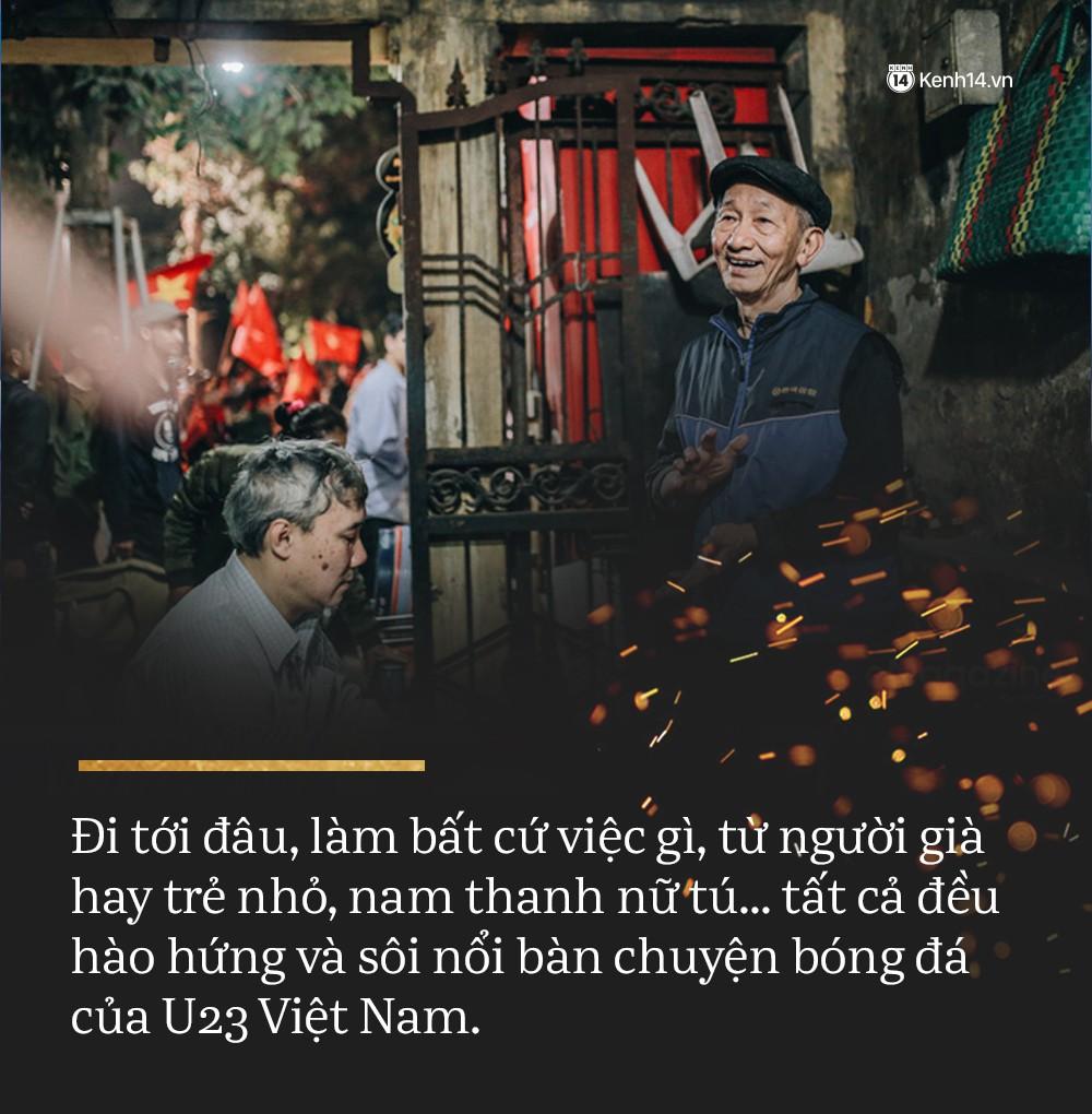 Cảm ơn U23, cảm ơn vì niềm tự hào các em đã mang đến cho bóng đá Việt! - Ảnh 2.