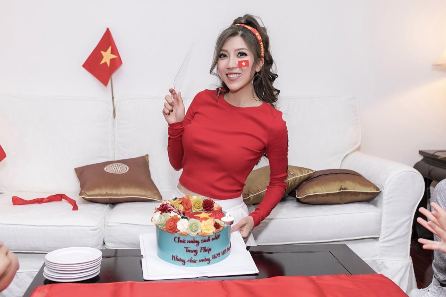 Sao Việt rộn ràng gửi lời chúc tới đội tuyển U23 Việt Nam trước trận chung kết lịch sử gặp Uzbekistan - Ảnh 4.
