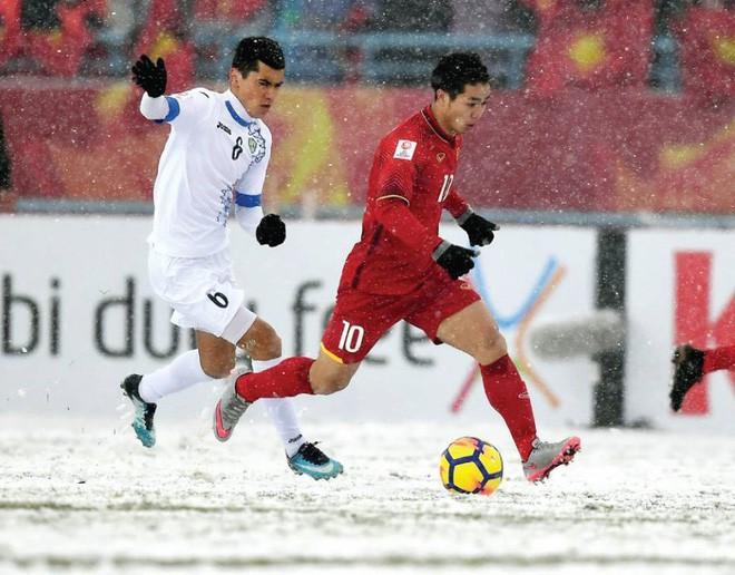 Chơi thứ bóng đá tận hiến như thế, U23 Việt Nam quá xứng đáng với giải thưởng Fair-Play - Ảnh 3.