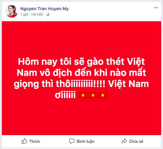 Sao Việt rộn ràng gửi lời chúc tới đội tuyển U23 Việt Nam trước trận chung kết lịch sử gặp Uzbekistan - Ảnh 6.