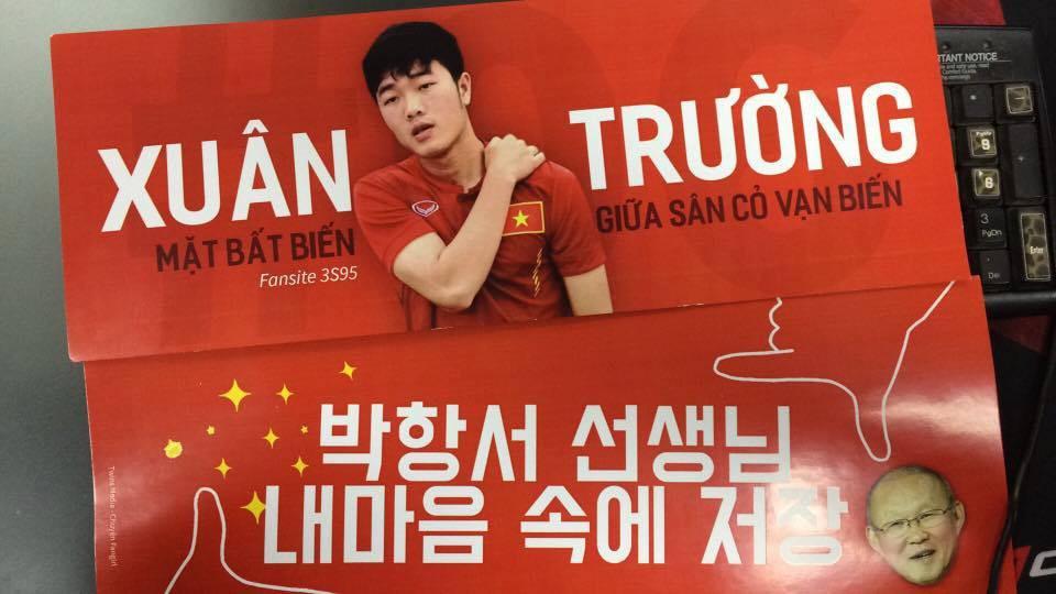 Cười vỡ bụng với nghìn lẻ một khẩu hiệu cổ vũ U23 Việt Nam cực ấn tượng của cổ động viên cả nước - Ảnh 5.