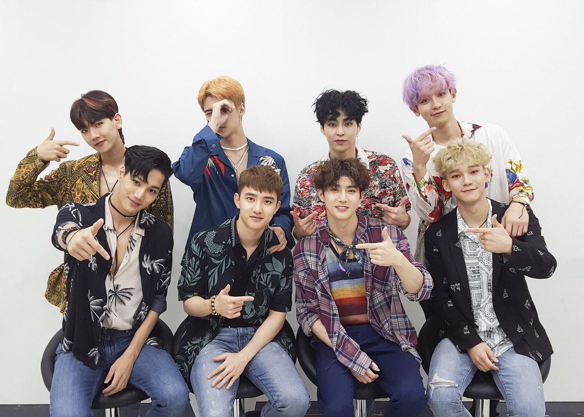 Wanna One và BTS lại tranh hạng 1, EXO thua cả TWICE trên BXH thương hiệu ca sĩ tháng đầu năm 2018 - Ảnh 4.
