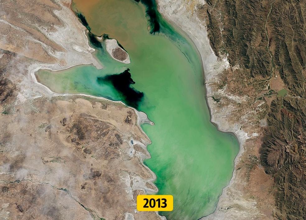 Những hình ảnh biến đổi khí hậu gây sốc toàn thế giới này sẽ cho bạn thấy Trái đất đang lâm nguy đến thế nào - Ảnh 4.