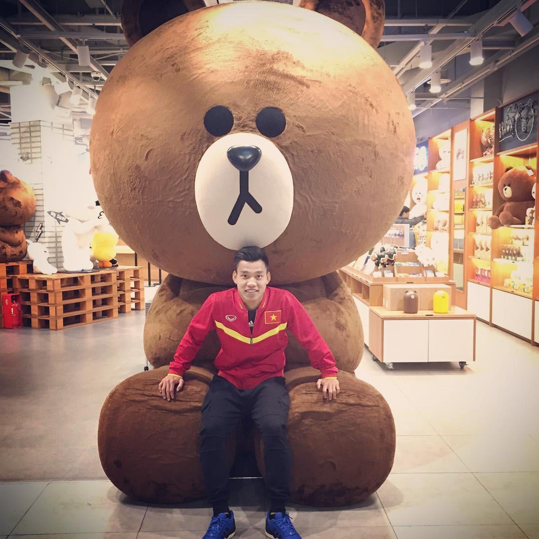 Đã biết Facebook, vậy còn Instagram của các cầu thủ U23 Việt Nam bạn đã follow chưa? - Ảnh 3.