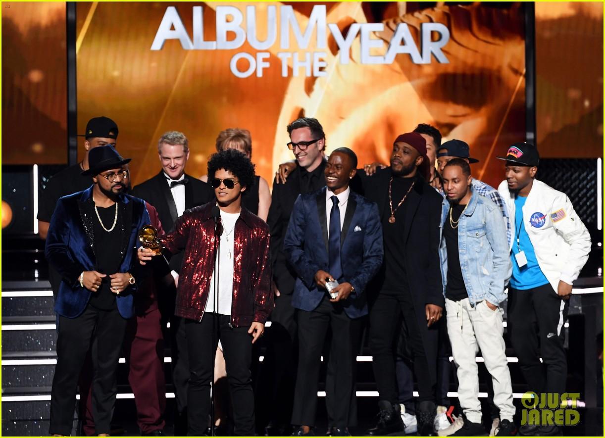 Grammy 2018: Album của năm cho Bruno Mars?, Kendrick Lamar đã bị cướp! - Ảnh 2.