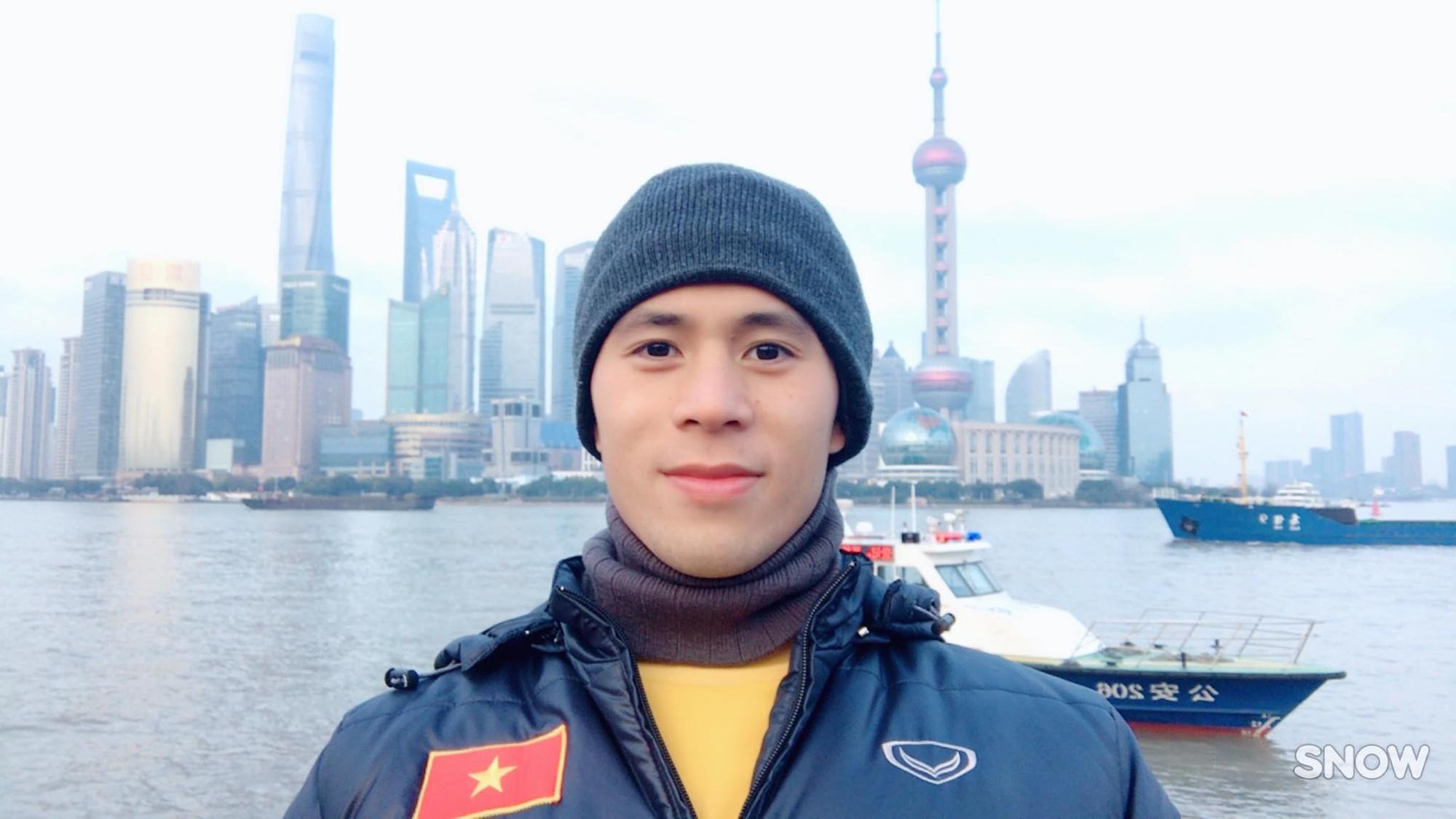 Fangirl đang gọi tên Đình Trọng - chàng cầu thủ sở hữu gương mặt đẹp trai và cực dễ mến - Ảnh 6.