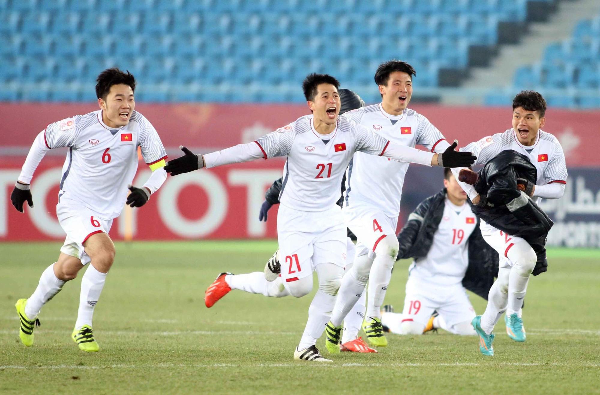 Fangirl đang gọi tên Đình Trọng - chàng cầu thủ sở hữu gương mặt đẹp trai và cực dễ mến - Ảnh 4.