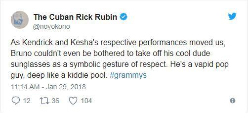 Grammy 2018: Album của năm cho Bruno Mars?, Kendrick Lamar đã bị cướp! - Ảnh 5.