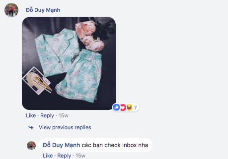 U23 Việt Nam ngoài Hồng Duy Pinky bán son còn có Duy Mạnh bán đồ ngủ nữa các chị em ơi! - Ảnh 8.