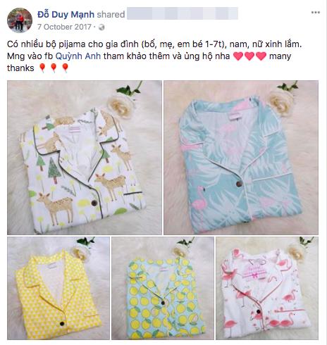 U23 Việt Nam ngoài Hồng Duy Pinky bán son còn có Duy Mạnh bán đồ ngủ nữa các chị em ơi! - Ảnh 5.