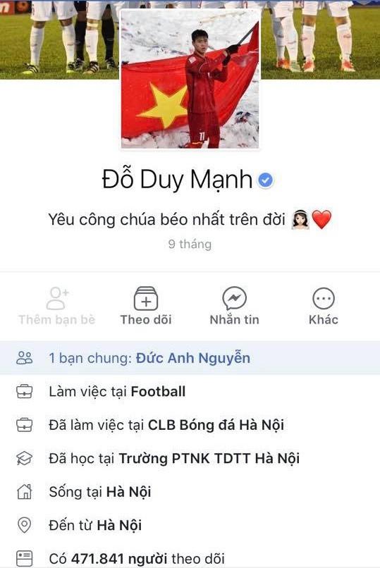 Trong dàn cực phẩm U23 Việt Nam, ai là người có sức hút nhất trên MXH? - Ảnh 29.