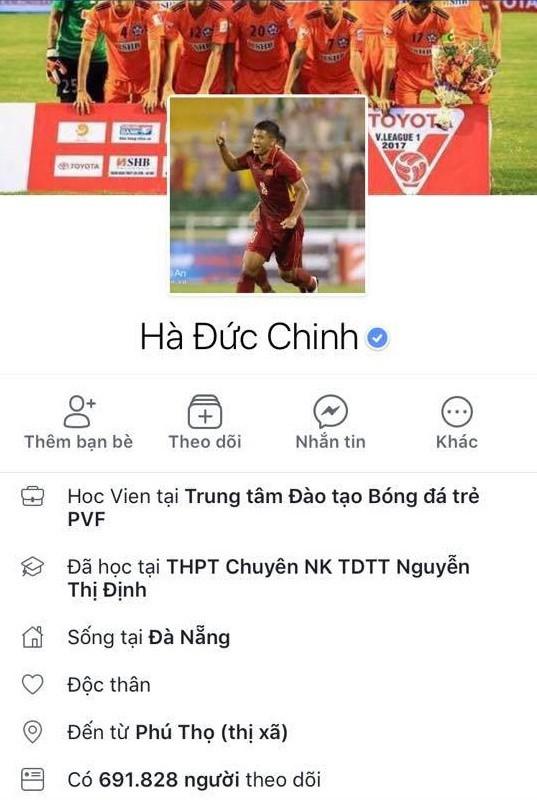 Trong dàn cực phẩm U23 Việt Nam, ai là người có sức hút nhất trên MXH? - Ảnh 15.