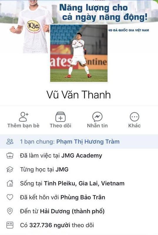 Trong dàn cực phẩm U23 Việt Nam, ai là người có sức hút nhất trên MXH? - Ảnh 23.