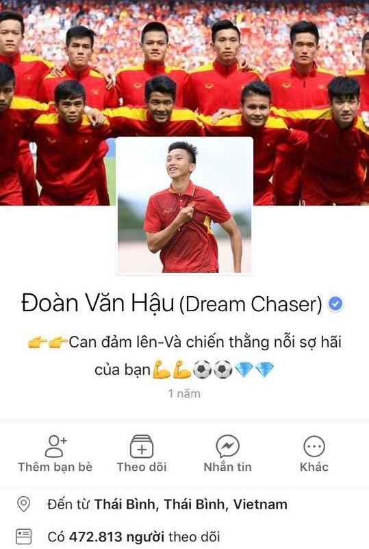 Trong dàn cực phẩm U23 Việt Nam, ai là người có sức hút nhất trên MXH? - Ảnh 27.