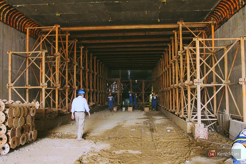 Cận cảnh hai nút giao thông 3 tầng đầu tiên ở Sài Gòn có tuổi thọ 100 năm, chịu được động đất cấp 7 - Ảnh 6.