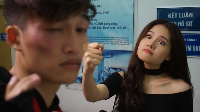 Những cặp đôi ngược tâm oan gia nhất màn ảnh Việt - Ảnh 4.