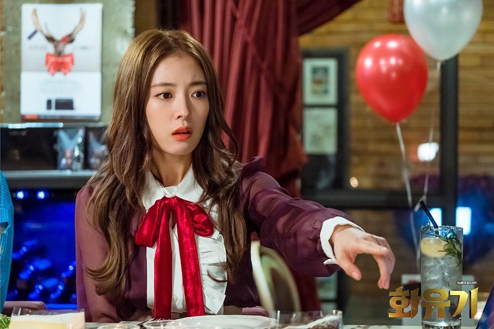 Sao nhí Nàng Dae Jang Geum lột xác thành cương thi Hoa du ký: Đẹp khó tin, hát hay lại còn nhảy không kém idol - Ảnh 14.