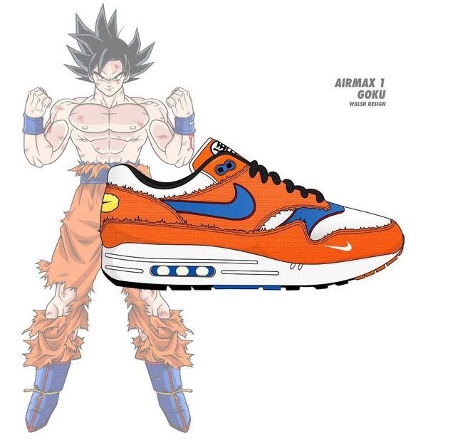 Nếu Dragon Ball Z về tay Nike, liệu họ có làm tốt hơn adidas? Đây chính là câu trả lời - Ảnh 2.