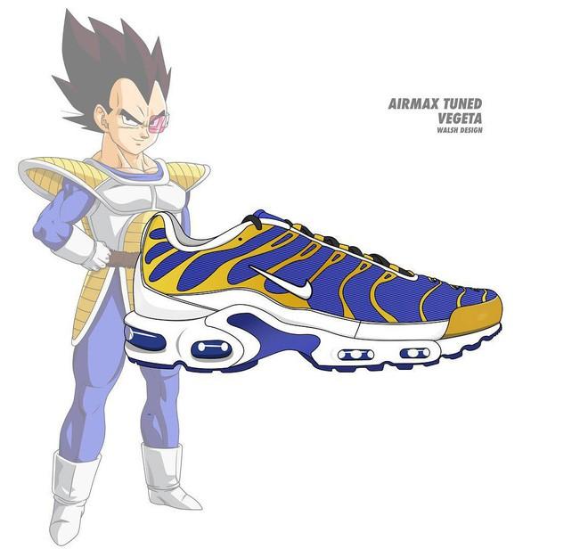 Nếu Dragon Ball Z về tay Nike, liệu họ có làm tốt hơn adidas? Đây chính là câu trả lời - Ảnh 14.