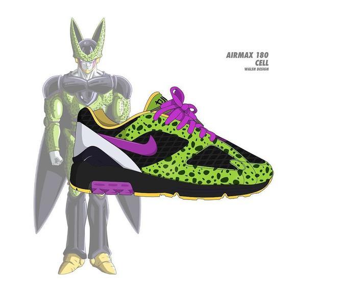 Nếu Dragon Ball Z về tay Nike, liệu họ có làm tốt hơn adidas? Đây chính là câu trả lời - Ảnh 20.
