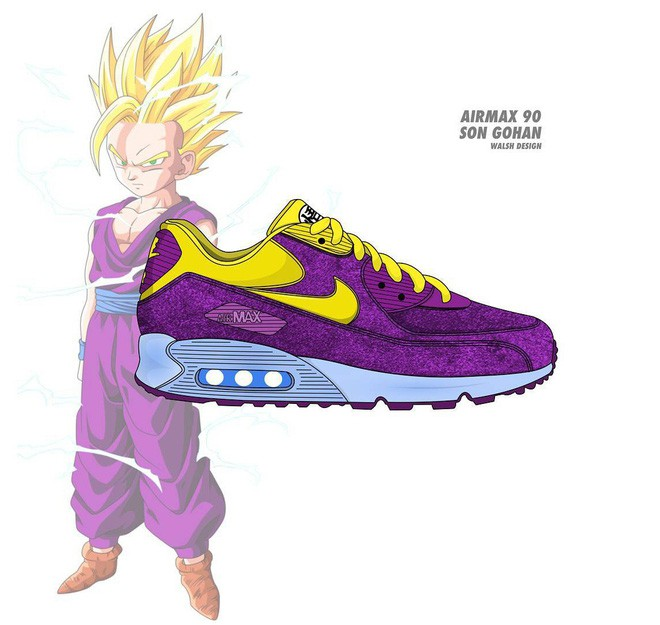 Nếu Dragon Ball Z về tay Nike, liệu họ có làm tốt hơn adidas? Đây chính là câu trả lời - Ảnh 4.