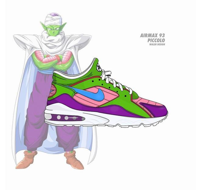 Nếu Dragon Ball Z về tay Nike, liệu họ có làm tốt hơn adidas?
