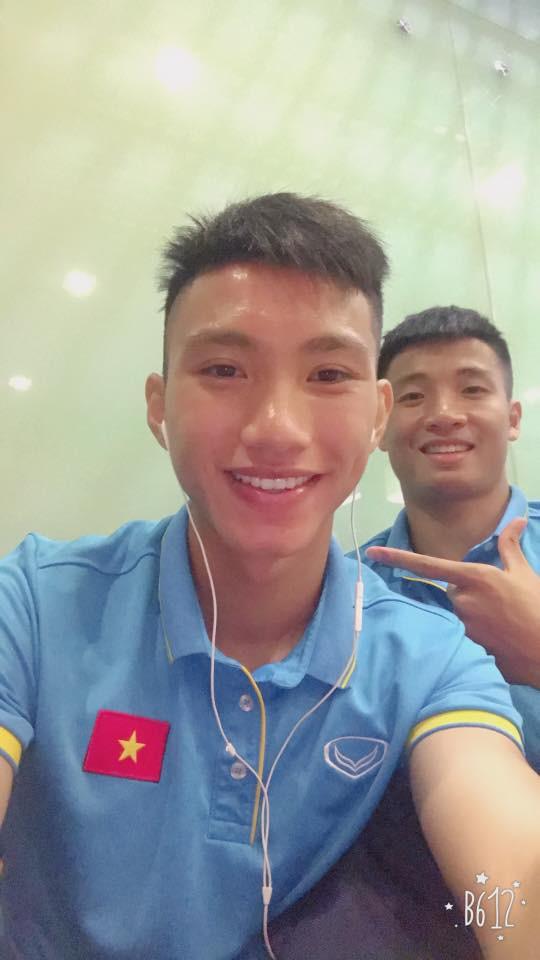 Nhật ký đổi tóc của U23 Việt Nam: Nếu việc đổi tóc nói lên tính cách thì gần như chàng nào cũng chung tình! - Ảnh 26.