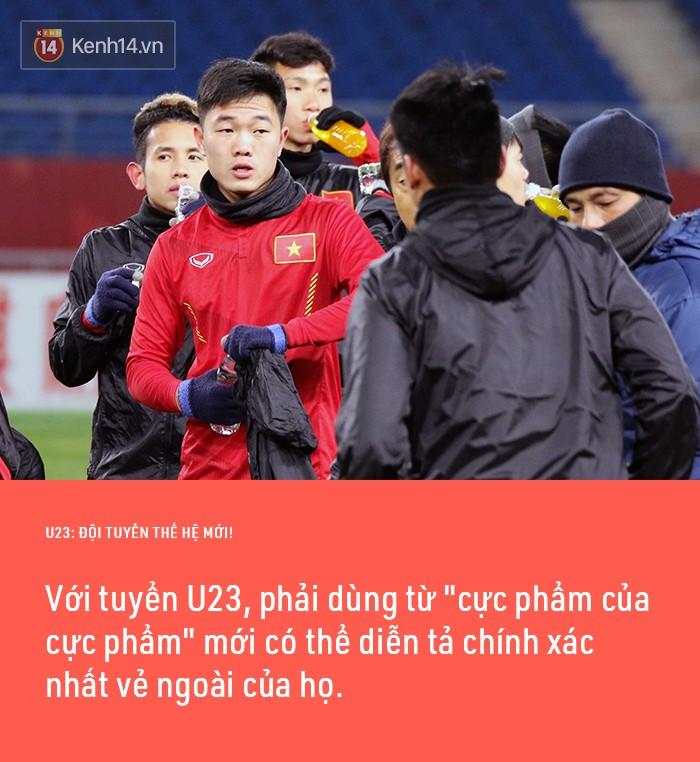 U23 Việt Nam: Đã đến lúc để chúng ta tự hào về một đội tuyển rất văn minh của thế hệ mới! - Ảnh 1.
