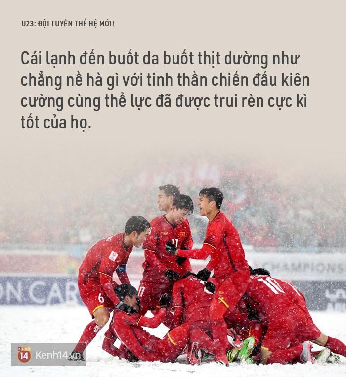 U23 Việt Nam: Đã đến lúc để chúng ta tự hào về một đội tuyển rất văn minh của thế hệ mới! - Ảnh 10.