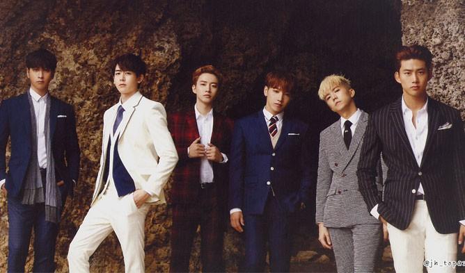 Trung thành với công ty như 2PM: Ký tiếp hợp đồng dù bị cho là đã hết thời - Ảnh 1.