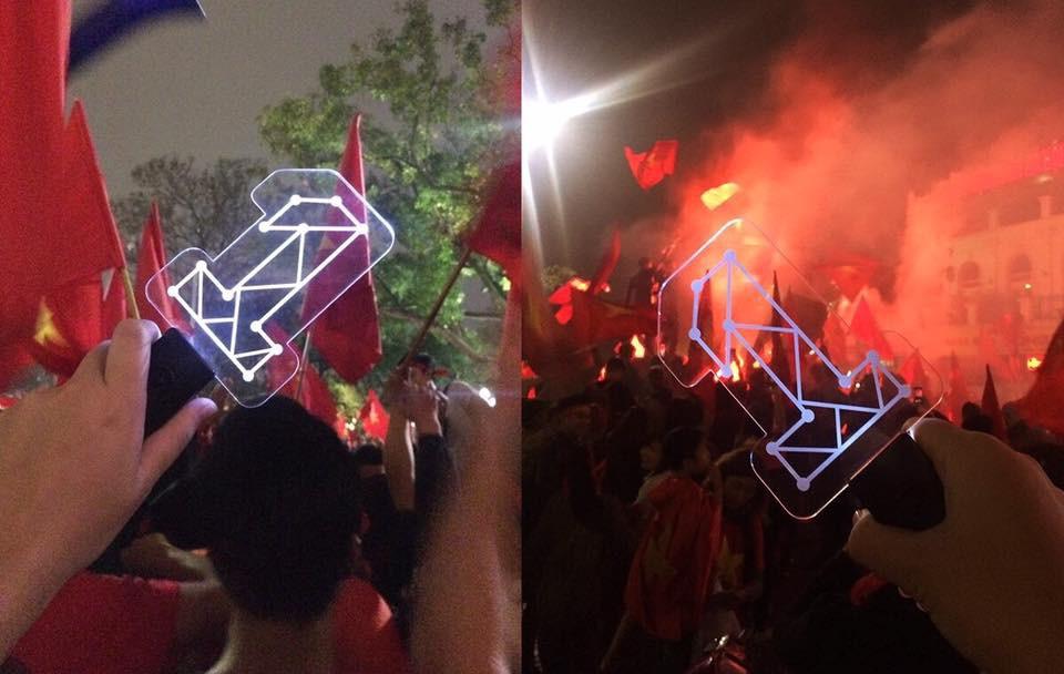 Nhờ U23, hội các fan Kpop đã tìm ra được một ngày gọi là ngày hoà bình fandom Việt Nam - Ảnh 7.