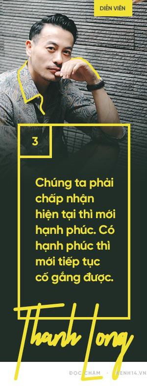 Trương Thanh Long: Tôi nghiêm túc xem diễn xuất là một nghề và đầu tư cho nó, nhưng đó chỉ là công việc part-time - Ảnh 4.