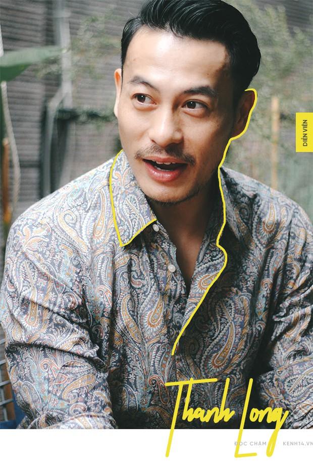 Trương Thanh Long: Tôi nghiêm túc xem diễn xuất là một nghề và đầu tư cho nó, nhưng đó chỉ là công việc part-time - Ảnh 6.