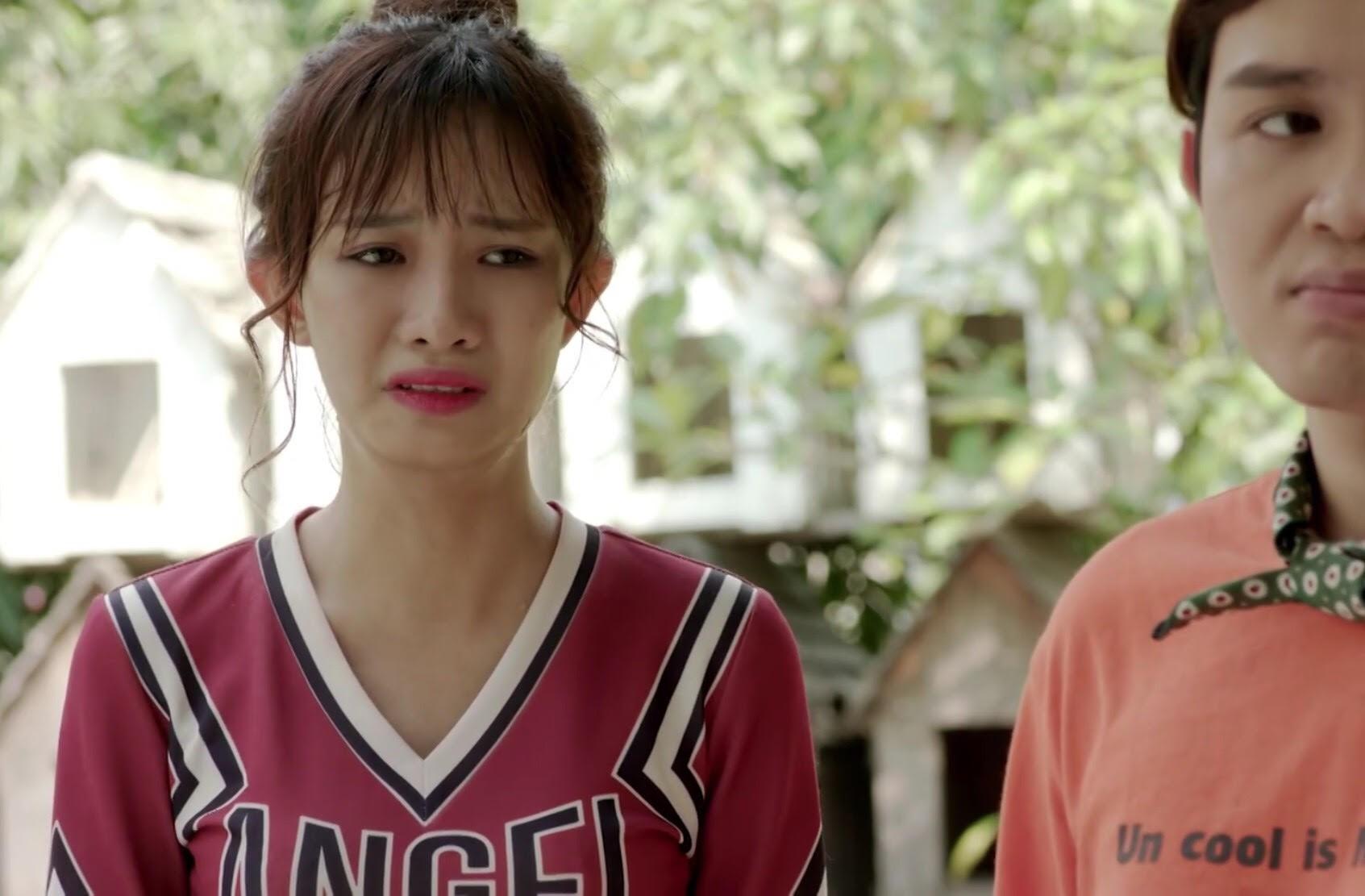 Glee Việt tập áp cuối: Để ủng hộ tinh thần Angela, toàn bộ nữ sinh của Glee đồng loạt mang bầu! - Ảnh 10.
