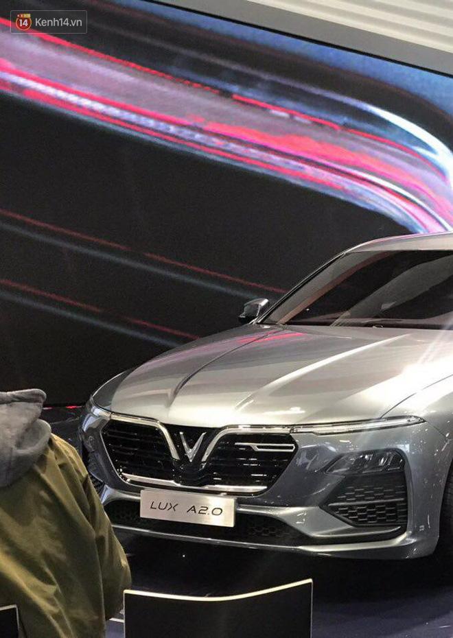 VinFast chính thức công bố tên hai mẫu xe - LUX A2.0 và LUX SA2.0 - Ảnh 6.