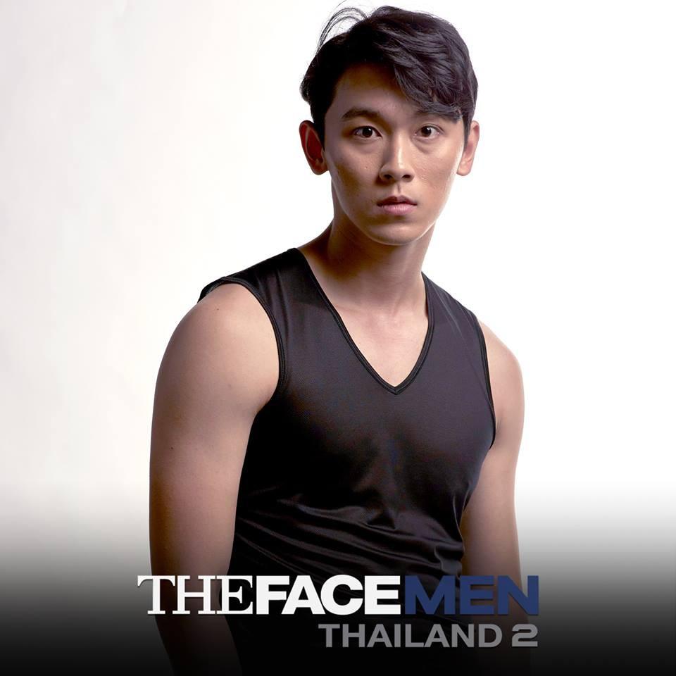 Thêm một thí sinh Việt Nam xuất hiện chính thức tại The Face Men Thái! - Ảnh 1.